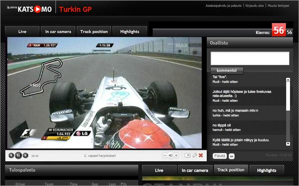 Katsomo F1