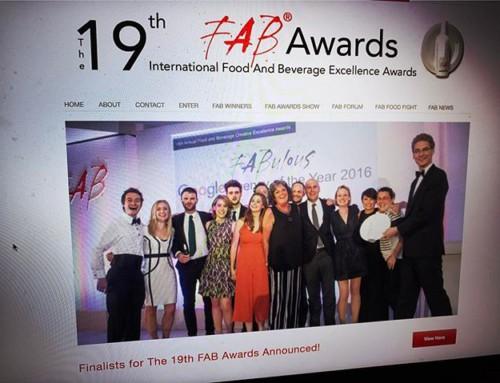 Hesburgerille suunnittelemamme palvelukonsepti ja sovellus on FAB Awards -kilpailun finaalissa sarjoissa Branded Utility ja Mobile Marketing. Onnittelut asiakkaallemme, tekniselle kumppanillemme @vincit_ltd ja Hesburgerin mainostoimistolle @sfbagency!