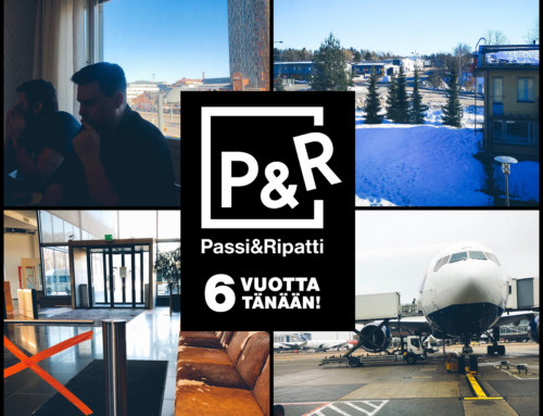 Passi & Ripatti 6 vuotta, 21.3.2019!