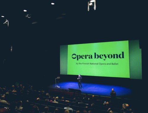 Helatorstain ohjelmaa: Opera Beyond – the future of design, technology & art 🏻